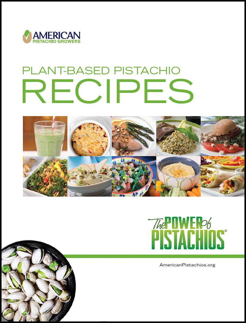 Plant Based Pistachio Recipes